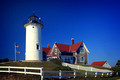 Nobska Lighthouse, Falmouth, Cape Cod. MA